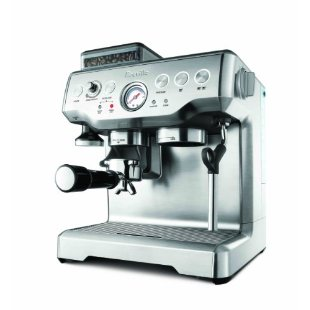Breville Barista Express BES860XL Espresso Machine with Grinder