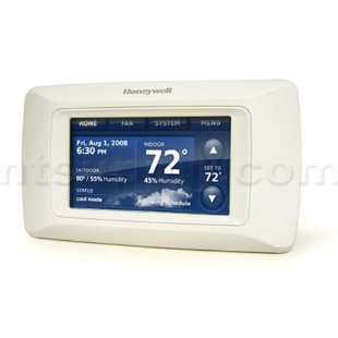 Honeywell THX9321R5000 Prestige HD Programmable Color Touchscreen Thermostat