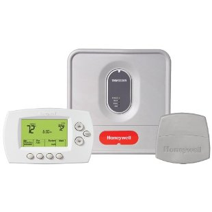 Honeywell YTH6320R1001 Wireless FocusPRO 5-1-1 Programmable Thermostat Kit
