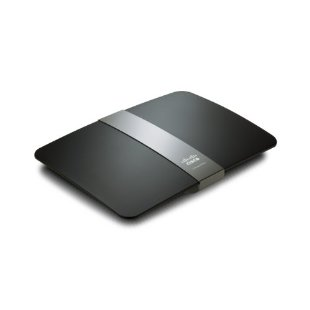 Cisco Linksys E4200 Maximum Performance Simultaneous Dual-Band Wireless-N Router