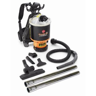 Hoover Commercial Shoulder Backpack Vacuum (C2401-010)