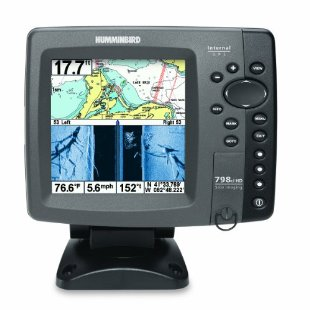 Humminbird 798ci HD SI GPS Fishing System Combo (407970-1)