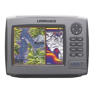 lowrance hds 7 gps chartplotter with transducer and insight usa maps gosale price comparison. Black Bedroom Furniture Sets. Home Design Ideas