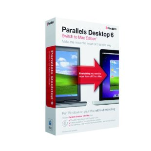 Parallels Desktop 6 Switch to Mac Edition