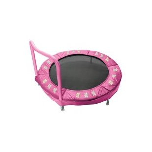 Bazoongi 48 Bouncer Trampoline  by JumpKing (Pink)