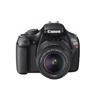 Canon EOS Rebel T3 12.2MP CMOS Digital SLR with 18-55mm IS II Lens and HD Video