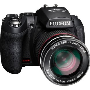 Fujifilm FinePix HS20 EXR 16MP Digital Camera with Super EBC Fujinon Lens and 30x Zoom