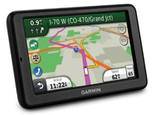 Garmin dezl 560LMT 5  Trucking GPS with Lifetime Map & Traffic Updates (010-00897-01)