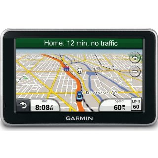 Garmin nuvi 2450LM 5 GPS with Lifetime Map Updates (010-00903-14)