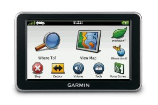 Garmin nuvi 2460LMT 5 GPS with Lifetime Map & Traffic Updates (010-00903-07)