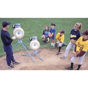 Jugs Jr. Baseball and Softball Pitching Machine (M1500)