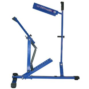 Louisville Slugger Blue Flame Ultimate Pitching Machine (UPM 45)