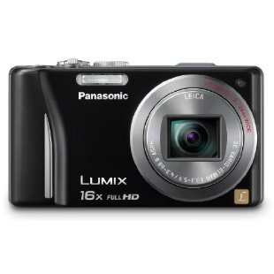 Panasonic Lumix DMC-ZS10 14.1MP Digital Camera with 16x IS Zoom and Built-In GPS