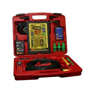 Power Probe III Master Combo Kit with Gold Lead Set  and Short Tester (PPKIT03)