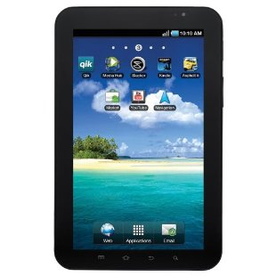 "Samsung Galaxy Tab 7"" Android 2.2 Tablet (16GB, Wi-Fi)"