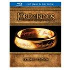 The Lord of the Rings Trilogy (Extended Edition + Digital Copy) [Blu-ray]