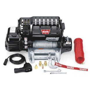 Warn 71800 PowerPlant Dual Force HP 9500 Air Compressor and Winch