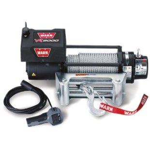 Warn VR8000 Vehicle Recovery Winch (86245)