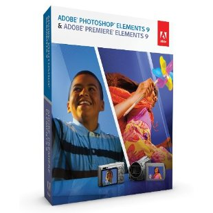 Adobe Photoshop Elements 9 & Premiere Elements 9 (for Windows and Mac)