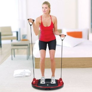BodyForm Total Fitness Platform by Brookstone