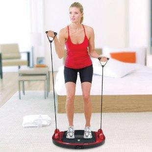BodyForm Total Fitness Platform by Brookstone