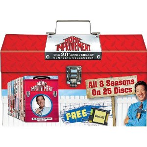 Home Improvement: 20th Anniversary Complete DVD Collection