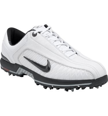 Nike Air Zoom Elite II Golf Shoes (White, Men's)