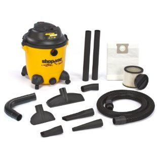 Shop-Vac Ultra Pro Series Wet or Dry 12-Gallon Vacuum with Detachable Blower