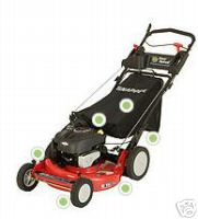 Snapper P21875BVE Self-Propelled HI-VAC 3-in-1 Lawn Mower with Electric Start