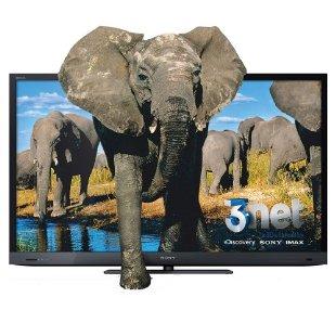 Sony Bravia KDL-46EX720 46 1080p 3D LED Wi-Fi Ready HDTV