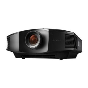 Sony Bravia VPL-HW15 Home Theater SXRD 1080p Projector (Black)