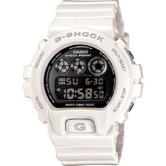 Casio G-Shock DW6900NB-7 White Mirror-Metallic Limited Edition Watch
