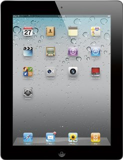Apple iPad 2 Tablet (32GB, Wi-Fi only, Black, MC770LL/A)
