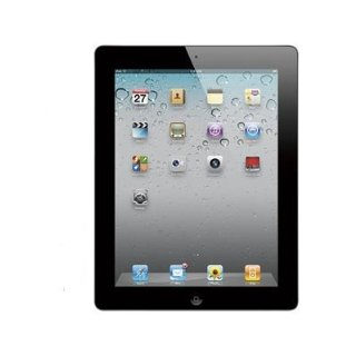 Apple iPad 2 Tablet (64GB, Wi-Fi only, Black, MC916LL/A)