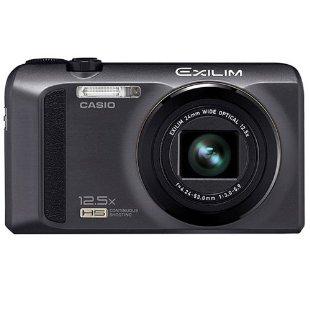 Casio Exilim EX-ZR100 12.1MP High Speed Digital Camera with 12.5x Zoom