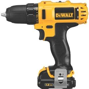 DeWalt DCD710S2 12V Max 3/8 Drill Driver Kit