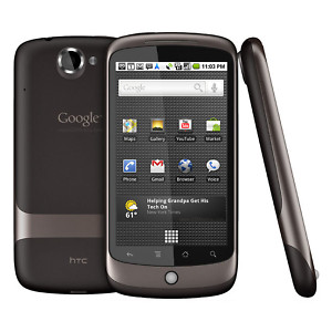 HTC Google Nexus One Phone (Unlocked)