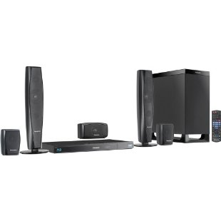 Panasonic SC-BTT370 5.1 Channel 3D Blu-ray Home Theater System with VieraCast