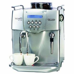 Saeco Incanto Deluxe Automatic Espresso Machine (A-ID-SS)