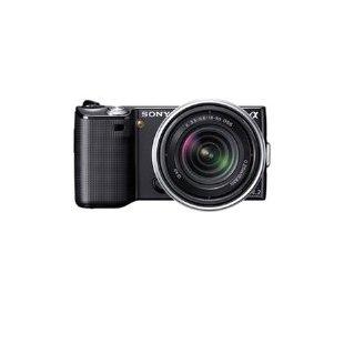 Sony Alpha NEX-5K Digital Camera with 18-55mm f/3.5-5.6 Interchangeable Lens (NEX5K/B)
