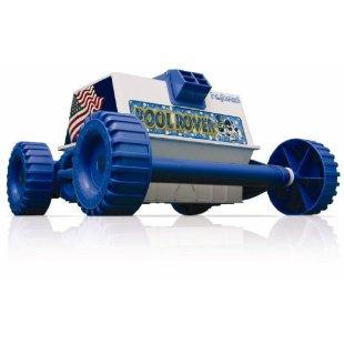 Aquabot Pool Rover Hybrid Robotic Pool Cleaner for Above-Ground Pools (APRV)