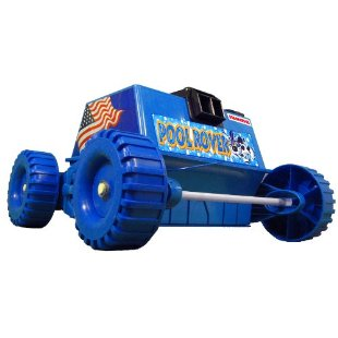 Aquabot Pool Rover Jr. Robotic Above-Ground Pool Cleaner (APRVJR)