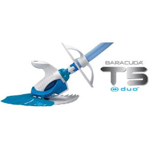 Baracuda T5 Duo Suction Side In-Ground Pool Cleaner by Zodiac