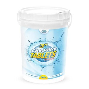 Generic 3 Inch Pool Chlorine Tablets (50 lbs.)