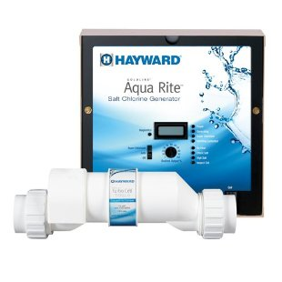 Hayward Aqua-Rite Salt Chlorine Generator For Pools up to 25K Gallons (AQR9)