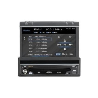 Jensen VM9114 7 In-Dash Multimedia DVD Receiver