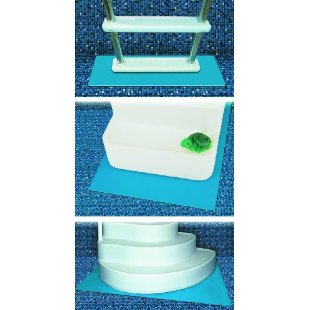 Hydro Tools 87956 Protective Pool Ladder Mat and Pool Step Pad 36-Inches-by-36-Inches