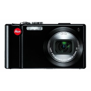 Leica V-LUX 30 14.1MP Digital Camera with 16x Zoom, 3 Touchscreen, 3D, GPS