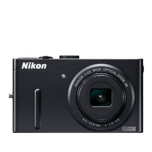 Nikon Coolpix P300 12.2 CMOS Digital Camera with 4.2x Zoom, Full HD 1080p Video