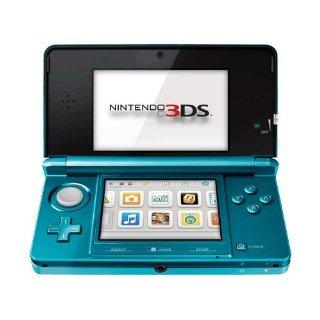 Nintendo 3DS System (Aqua Blue)